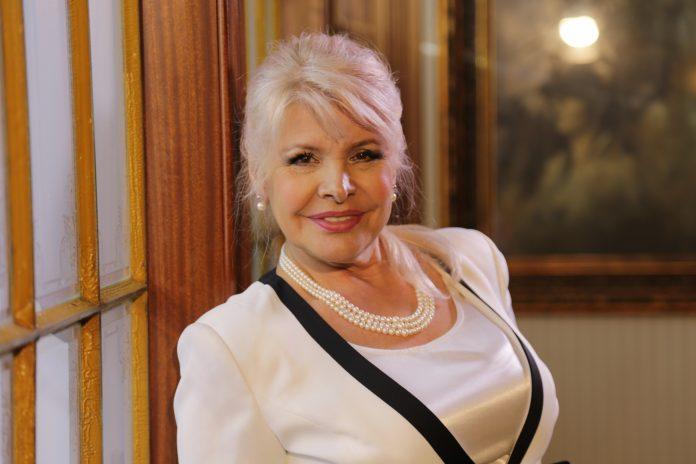 Hanka Paldum, fotografija sa snimanja spota
